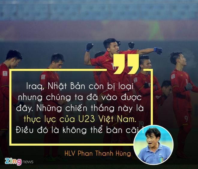 Duong Hong Son: Lua U23 bay gio co mot so diem hon doi tuyen nam 2007 hinh anh 2