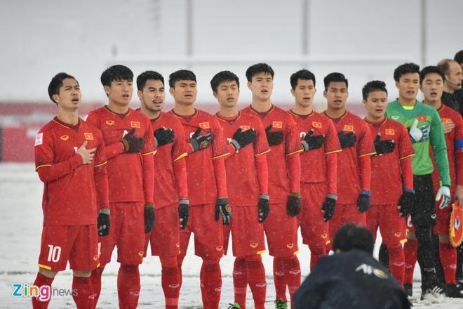 VFF khong can thiep, U23 Viet Nam tu chia 29 ty tien thuong truoc Tet hinh anh 1