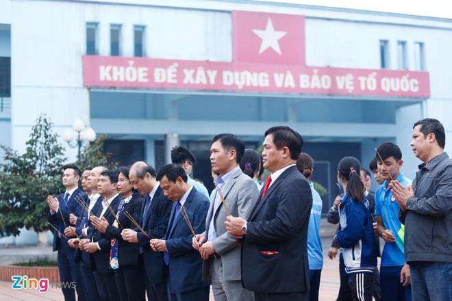 Bo truong lay U23 Viet Nam lam guong cho cac doi tuyen du ASIAD hinh anh 5