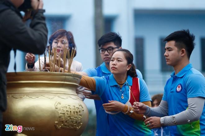 Bo truong lay U23 Viet Nam lam guong cho cac doi tuyen du ASIAD hinh anh 6