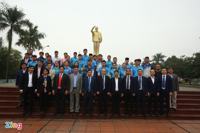 Bo truong lay U23 Viet Nam lam guong cho cac doi tuyen du ASIAD hinh anh 7