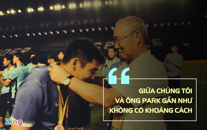 Bac si U23 Viet Nam: Toi bao con rang bo khong can dung giua san khau hinh anh 2