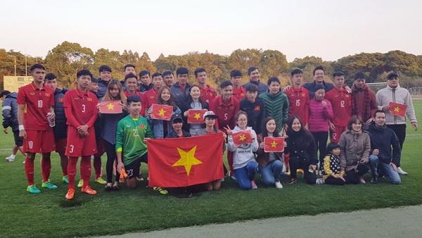 Quat nga Thai Lan, U16 Viet Nam vao chung ket Giai quoc te Nhat Ban hinh anh 2