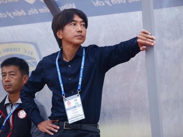Thanh Hoa pha hong ngay tai xuat cua HLV Toshiya Miura hinh anh