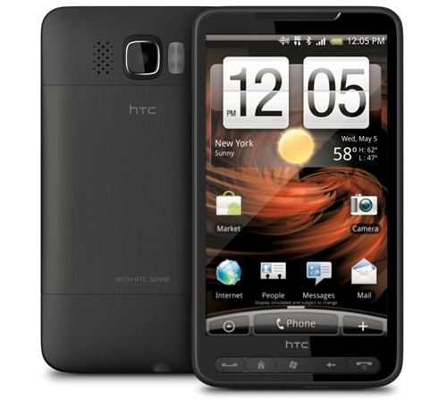 Huyen thoai HTC HD2 'hoi sinh, chay Android KitKat 4.4 hinh anh