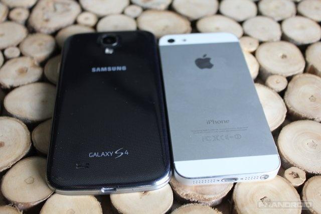 iPhone 5S va Galaxy S4 duoc tim kiem nhieu nhat nam 2013 hinh anh