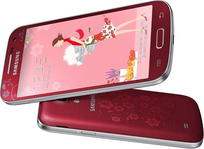 Galaxy S4 va Galaxy Trend ra phien ban danh rieng cho nu hinh anh 1