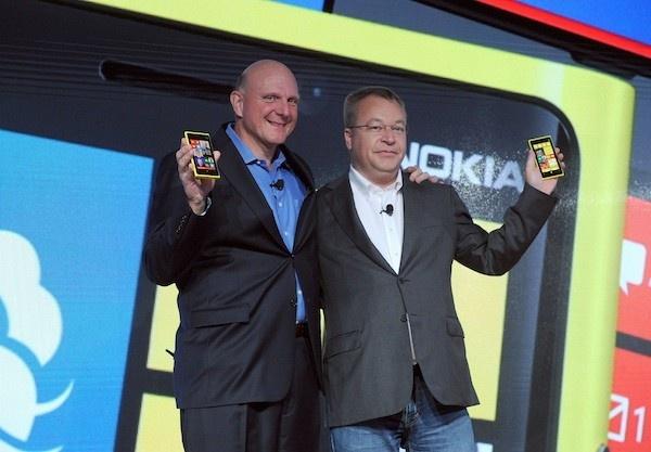 Mang di dong cua Nokia ket thuc nam 2013 trong yen ang hinh anh