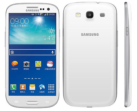 Samsung trinh lang Galaxy S3 Neo+ chay 2 SIM hinh anh