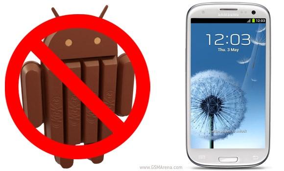 Samsung ra ban cap nhat Android 4.4, khong ho tro Galaxy S3 hinh anh