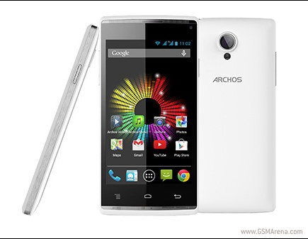 Archos gioi thieu loat smartphone va tablet gia re hinh anh