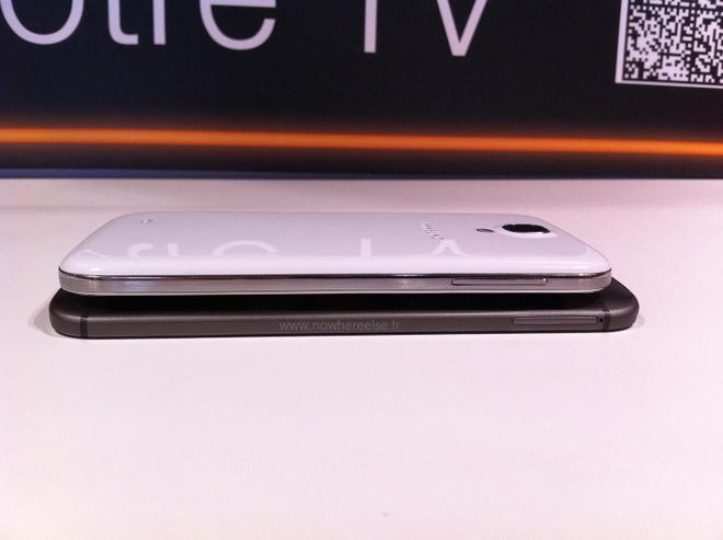 HTC One 2 do dang cung iPhone 5S, Galaxy S4 va LG G2 hinh anh 8