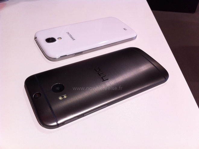 HTC One 2 do dang cung iPhone 5S, Galaxy S4 va LG G2 hinh anh 10