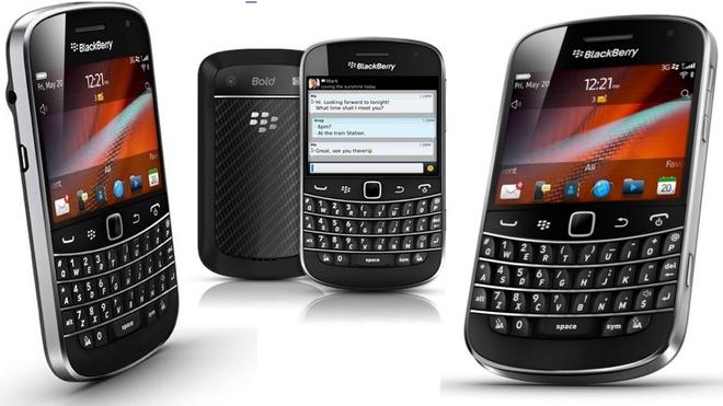 BlackBerry tai san xuat Bold 9900 de gay dung doanh so hinh anh 1