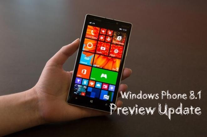 3 loi thuong gap tren Windows Phone 8.1 thu nghiem o VN hinh anh