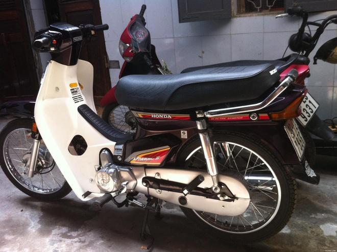 Honda Dream - 'giac mo' mot thoi cua nguoi Viet hinh anh 3