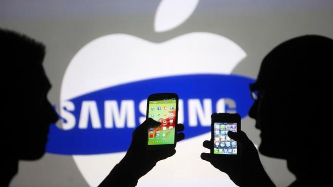 Apple - Samsung: Mai vua la ban, vua la thu? hinh anh