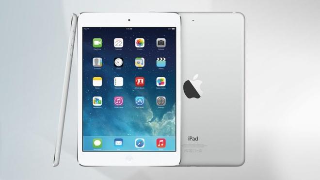 iPad Air 2 dang duoc san xuat, di kem man hinh chong loa hinh anh