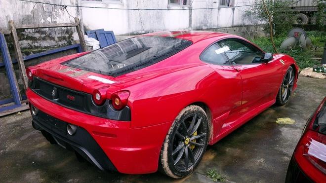 Dan sieu xe Ferrari phu bui o Viet Nam hinh anh 3