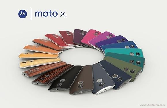 Motorola chinh thuc cong bo Moto X, Moto G the he moi hinh anh
