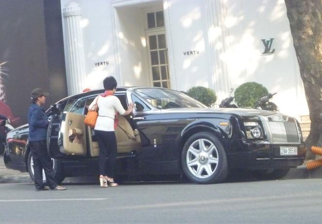 Nhung chiec Rolls-Royce dac biet nhat Viet Nam hinh anh