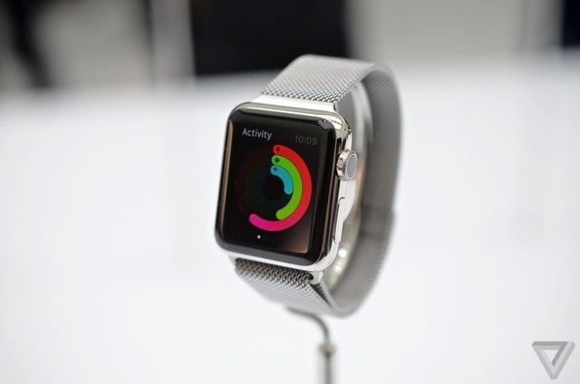 Pin cua Apple Watch khong qua duoc mot ngay hinh anh 1