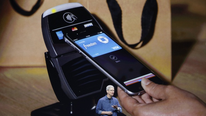 Ket noi NFC cua iPhone 6 chi dung duoc voi Apple Pay hinh anh