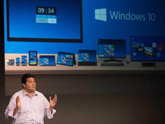Toan canh su kien ra mat Windows 10 hinh anh