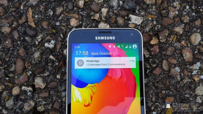 Lo dien phien ban Android L danh rieng cho Galaxy S5 hinh anh