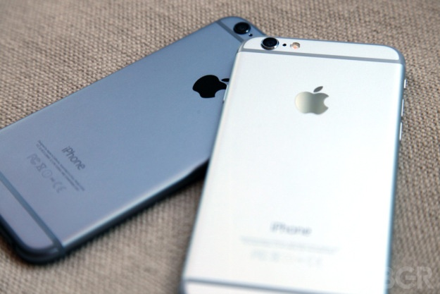 1 trieu iPhone 6 duoc dat mua trong 6 gio tai Trung Quoc hinh anh
