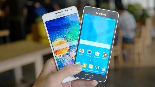 6 smartphone cao cap cho nguoi tay nho hinh anh