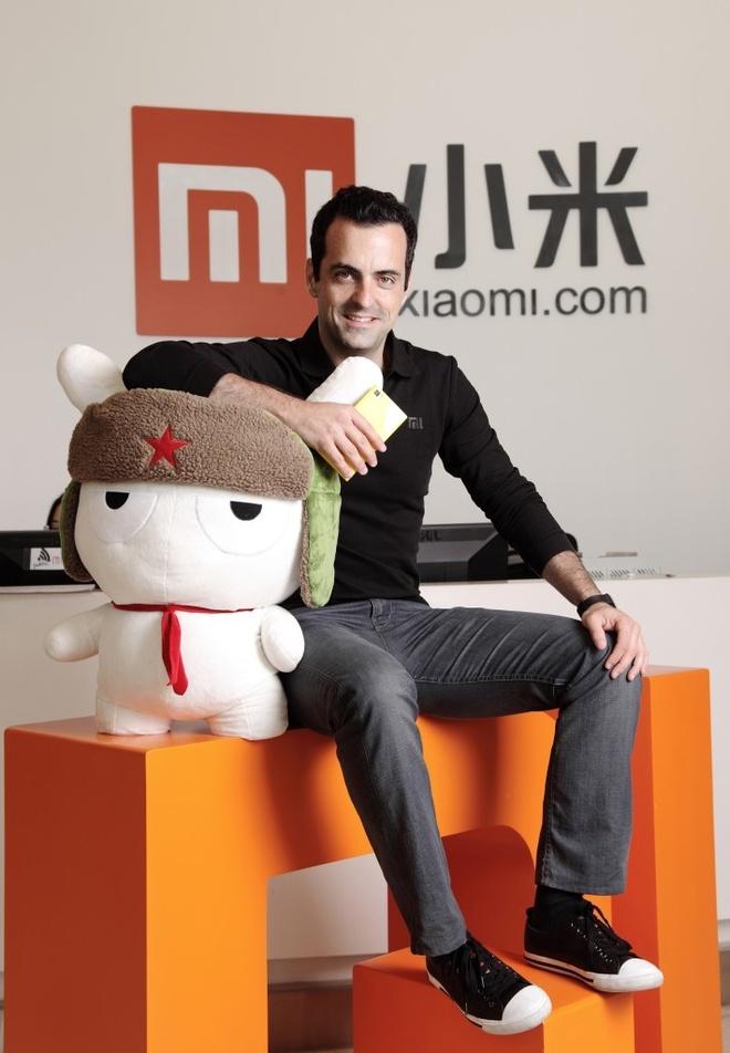 Xiaomi chuyen dich vu luu tru khoi Trung Quoc hinh anh