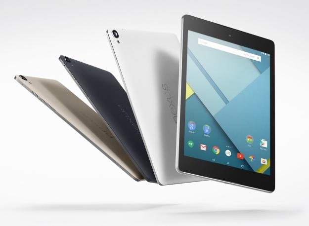 Google khong dung Nexus 9 de doi dau voi iPad Air cua Apple hinh anh
