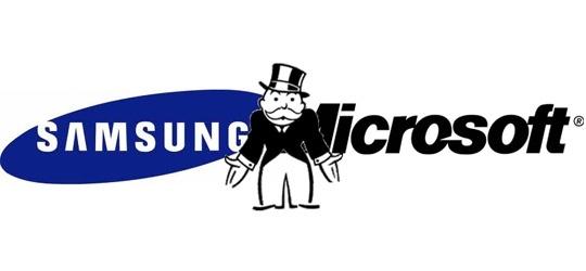 Samsung va Microsoft tiep tuc doi dau vi 1 ty USD hinh anh 1 Samsung hay Microsoft sẽ là người giành chiến thắng trong cuộc chiến lần này?
