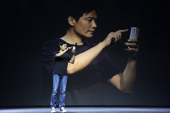 'Apple Trung Quoc' co gia tri hon LG, Sony va Moto cong lai hinh anh