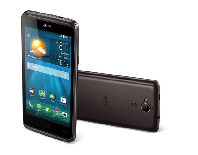 Acer cong bo smartphone 64 bit gia re tai CES 2015 hinh anh