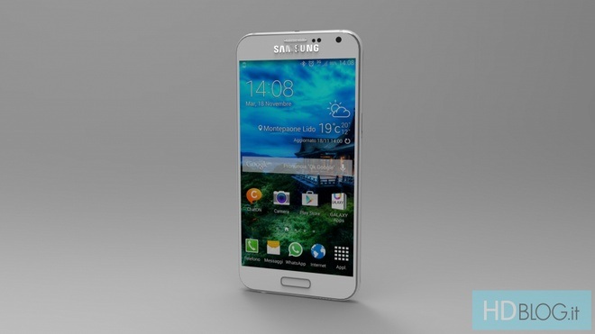 Y tuong Samsung Galaxy S6 giong iPhone 6 dua vao tin don hinh anh