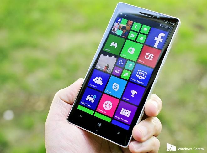 Ly do cac may Lumia cao cap chua duoc len Windows 10 hinh anh