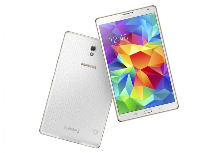 Samsung sap ra tablet mong hon iPad Air 2 hinh anh