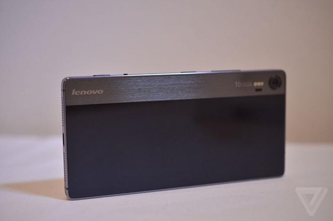 Lenovo gioi thieu smartphone chup anh chuyen nghiep hinh anh