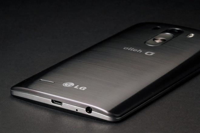 LG se gay nhieu bat ngo voi G4 Note co man hinh 3K hinh anh