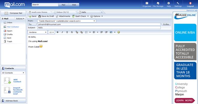 Lỗ hổng bảo mật trên Mail.com đã kéo theo hàng loạt các vấn đề khác.
