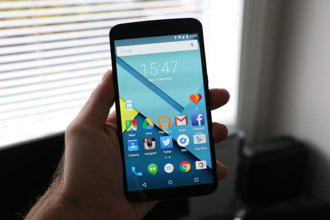 Google va LG hop tac tro lai voi sieu pham Nexus 7 hinh anh