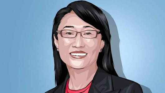 Cher Wang - nguoi phu nu voi su menh vuc day HTC hinh anh