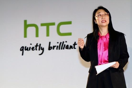 Cher Wang - nguoi phu nu voi su menh vuc day HTC hinh anh 2
