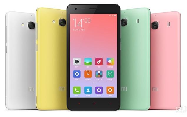 Xiaomi ra mat Redmi 2A man hinh 4,7 inch, gia 96 USD hinh anh