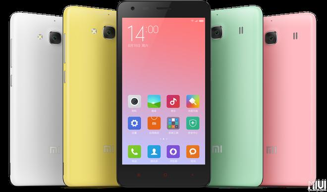 Xiaomi ra mat Redmi 2A man hinh 4,7 inch, gia 96 USD hinh anh 1