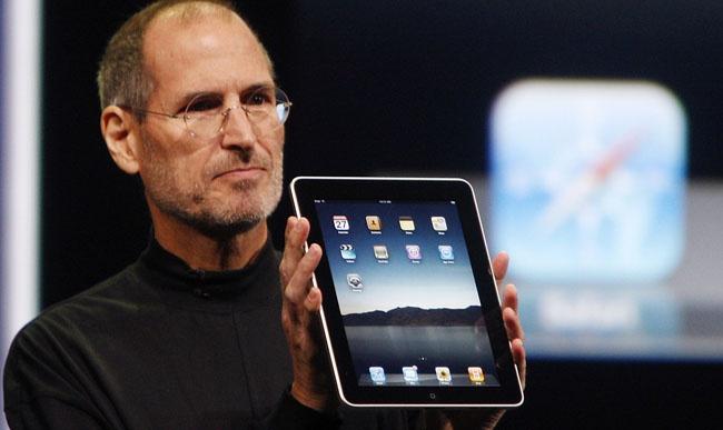 5 nam chiec iPad the he dau tien ra doi hinh anh