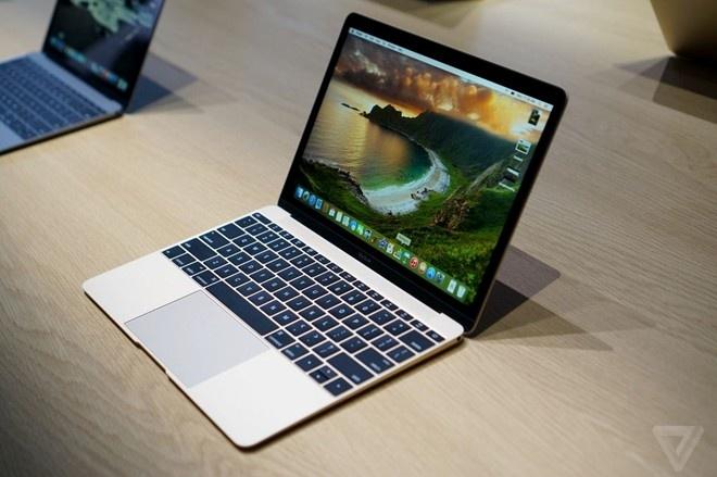 MacBook Retina 12 inch len ke ngay 10/4, gia tu 1.299 USD hinh anh