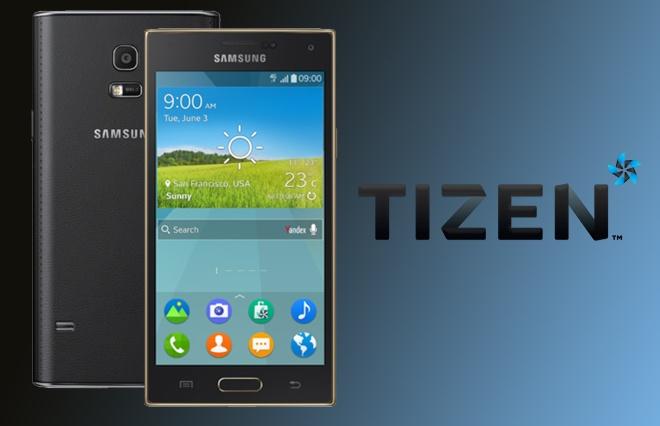 Samsung sap ra di dong chay Tizen thu 2 hinh anh